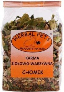 Herbal Pets 4524 karma ziołowo-warzywo chomik 150g