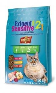 ZVP-5012 VITAPOL Karma dla kota Wybredne 10kg