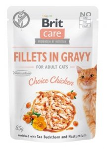 Brit 1195 Care Cat 85g Choice Chicken saszetka
