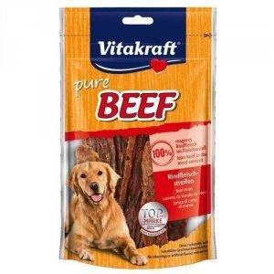 Vitakraft 4491 Beef paski wołowina 80g