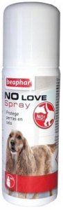 Beaphar 10338 No Love Spray 50ml