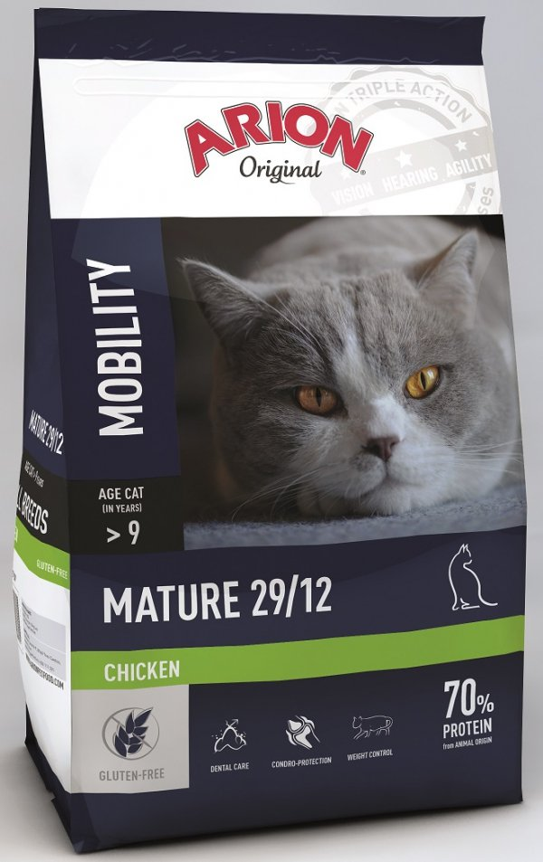Arion 8735 Cat Original Mature Chicken 300g