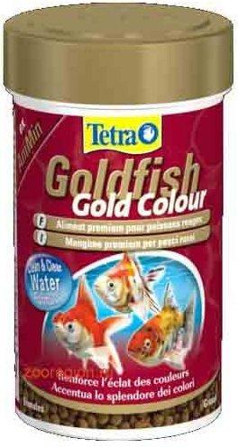 Tetra 753136 Goldfish Gold Colour 250ml