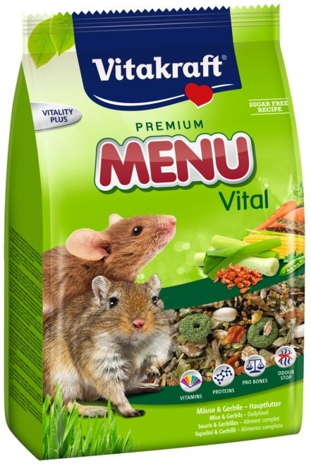 Vitakraft 0223 Menu 400g karma dla myszki