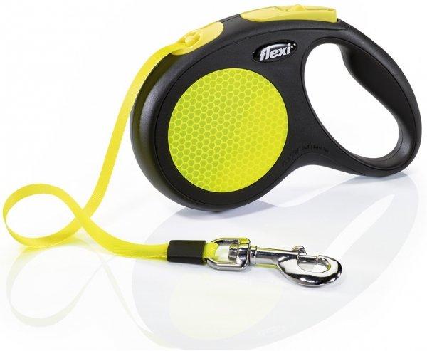 Flexi 3170 Neon Reflect M Tape 5m 25kg