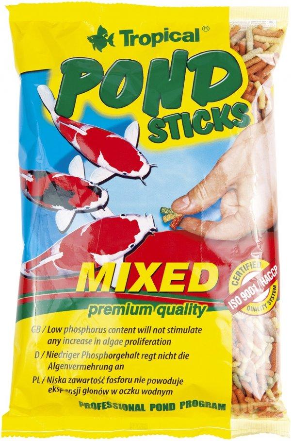 Trop. Pond 40314 Sticks Mixed 1l worek