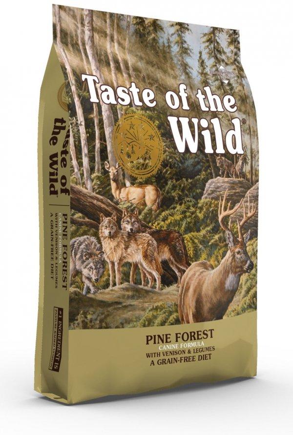 Taste of the Wild 4387 Pine Forest 5,6kg