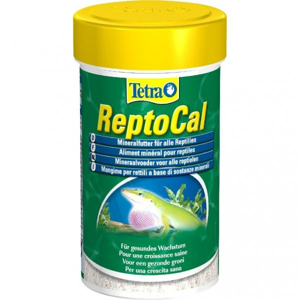 Tetra 780255 ReptoCal 100ml