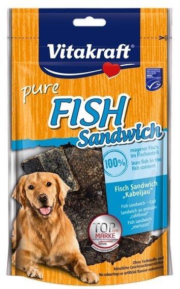 Vitakraft 0399 Fish Sandwich 80g