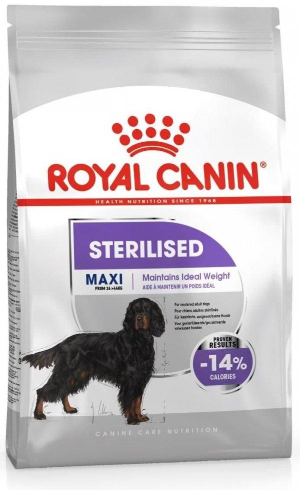 Royal 271900 CCN Maxi Sterilised 3kg