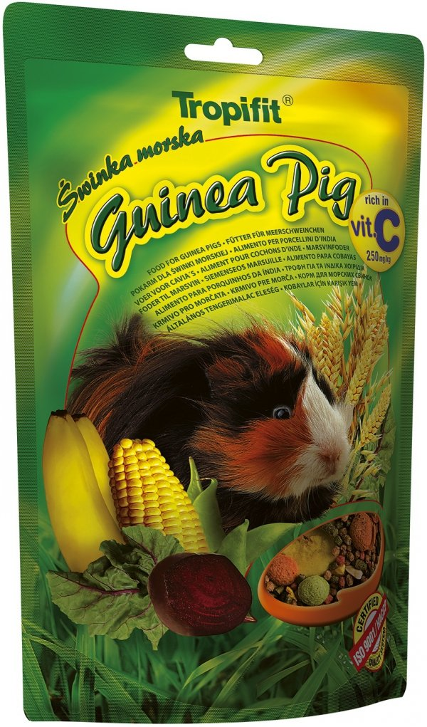 Trop. 53121 Guinea Pig Pokarm Świnka Morska 500g