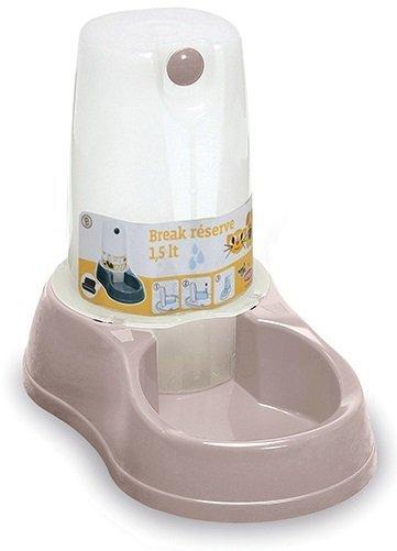 Zolux 04181 Dystrybutor woda BREAK 1,5L róż