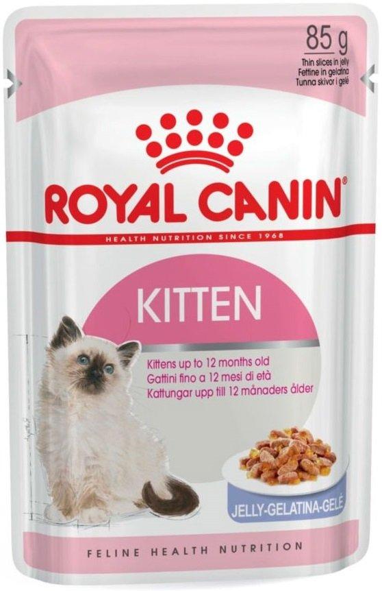 Royal 240760 Kitten Instinctive w galaretce 85g