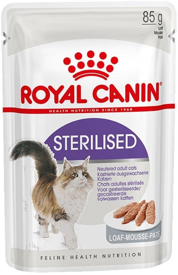 Royal 236550 Sterilised w pasztecie 85g