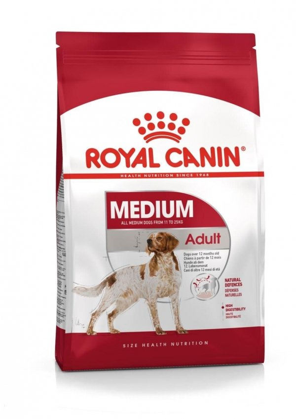 Royal 250640 Medium Adult 4kg