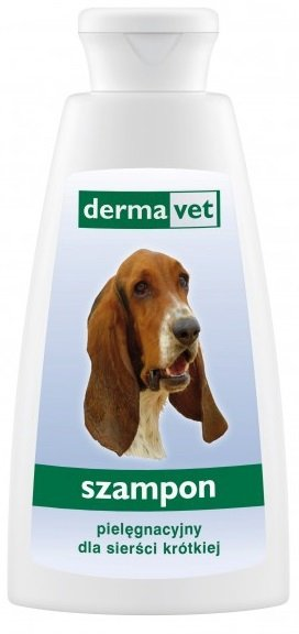 Dermavet 0087 szampon do sierści krótkiej