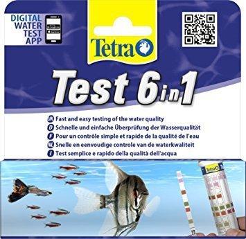 Tetra 175488 Test 6in1 25szt