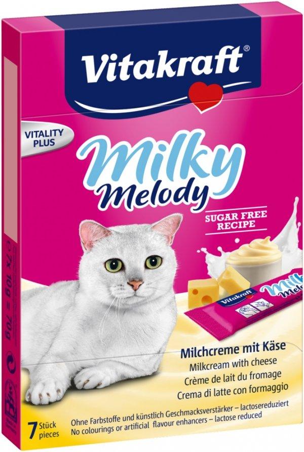 Vitakraft 8196 Milky Melody 70g z serem
