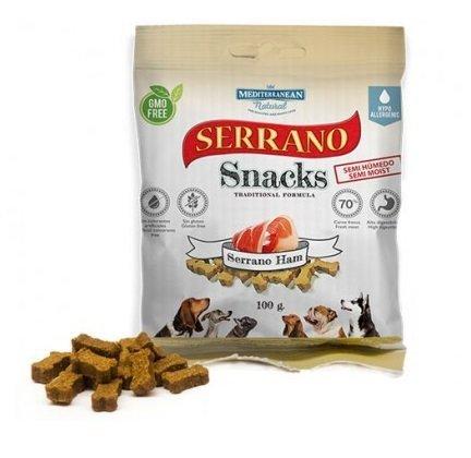 Serrano Snack 1729 Dog 100g szynka serrano