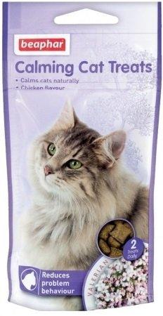 Beaphar 17578 Calming Cat Treats 35g