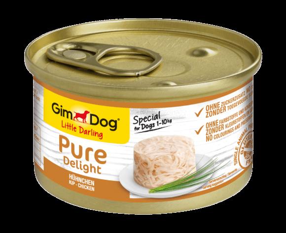 GimDog 513003 Pure Deli Kurczak 85g