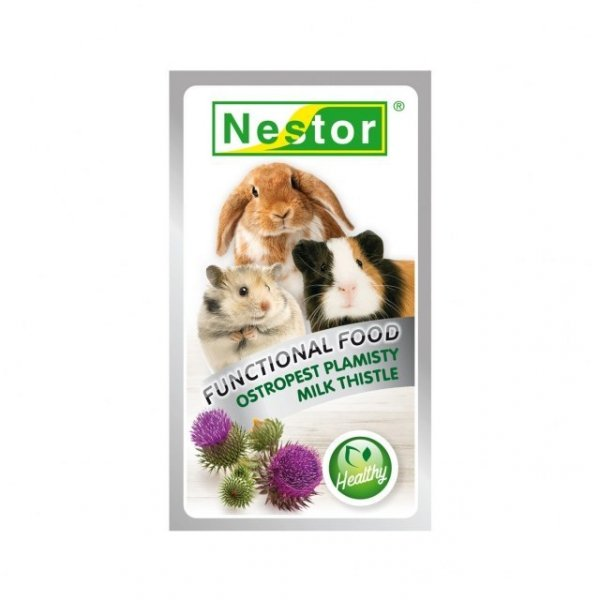 Nestor 2572 Ostropest dla gryzoni i królików
