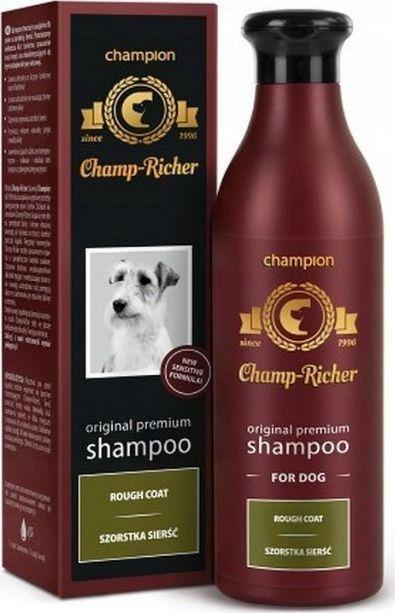 Champ-Richer 0694 Szampon szorstka sierść 250ml