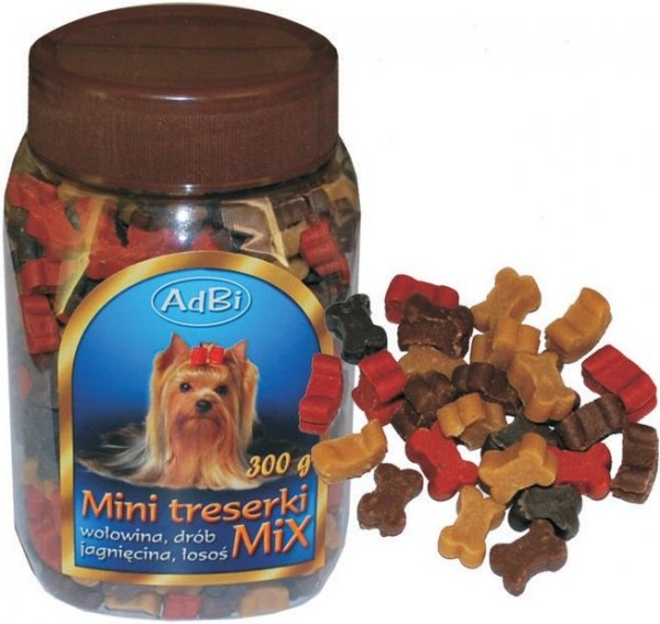 Adbi AM 38 Mini Treserki Mix 300g