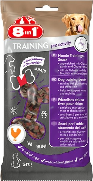 8in1 126614 Przysmak Training Treats Activity 100g