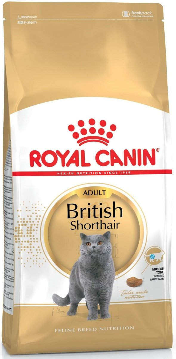 Royal 235010 British Shorthair Adult 2kg