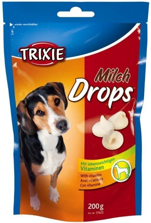 Trixie 31623 Dropsy mleczne 200g saszetka