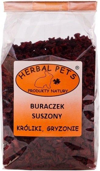 Herbal Pets 4821 Buraczek Suszony 125g