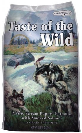 Taste of the Wild 2475 Puppy Pacific Stream 13kg*