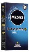 Prezerwatywy 69 mm 10 szt. My.Size