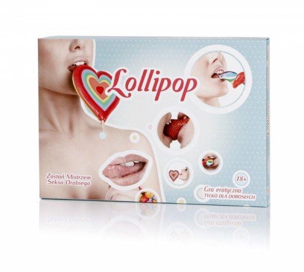 Gra planszowa - Lollipop