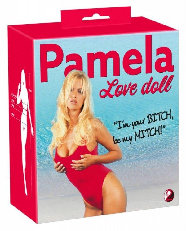 Lalka Miłości - Pamela