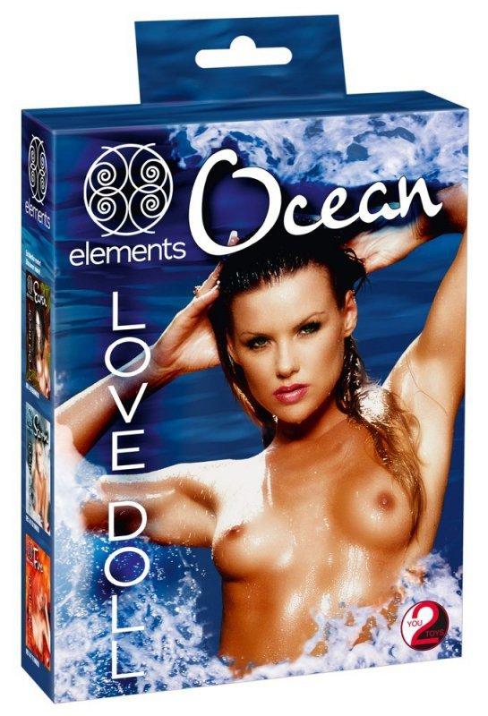 Lalka Miłości Ocean - Seria Elements