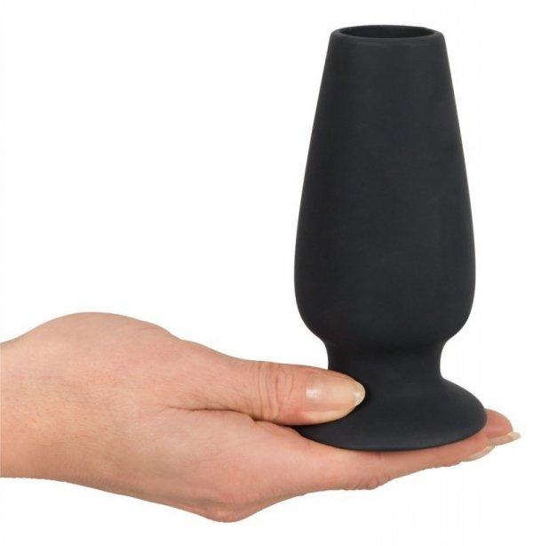 Korek analny silikonowy Lust Tunnel XL 13 cm