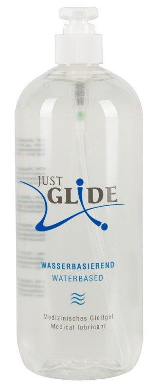 Lubrykant na bazie wody 1000ml Just Glide