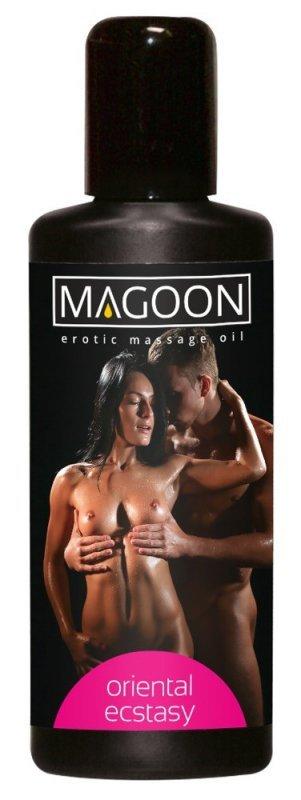 Olejek do masażu Oriental Ecstasy 100 ml Magoon