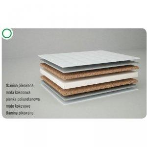 Materac komfort ii 120x60 t18p