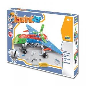 Konstruktorek samolot