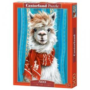 Puzzle i am the llama 500