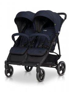 EASY GO Wózek dla bliźniąt DOMINO COSMIC