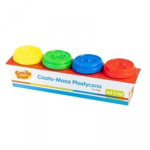 SMILY PLAY SP83347 Ciasto - masa plastyczna 4szt
