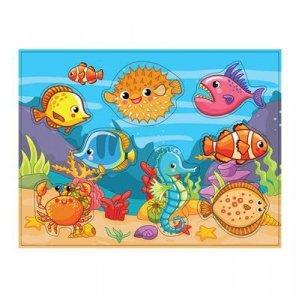 SMILY PLAY SPW83609 Zabawka drewniana Rybki