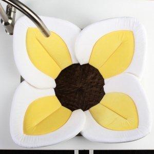 Wkładka do kąpieli, Kwiat Lotosu, żółty, Blooming Bath