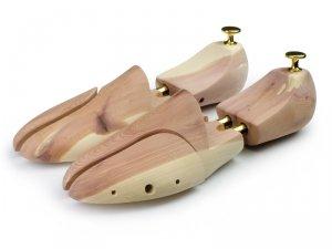 Prawidła do butów, cedrowe, para r. 36-37 Massido