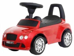 Jeździk Bentley - czerwony