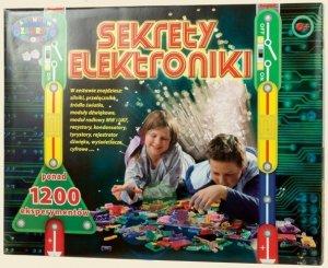 SEKRETY ELEKTRONIKI PONAD 1200 EKSPERYMENTÓW